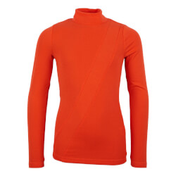 Hound Pige - Neon Orange Turtleneck