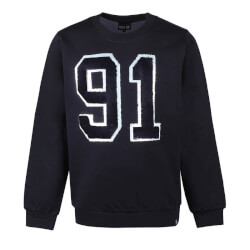 Kids Up - Xavi Sweatshirt Black