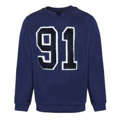 Kids Up - Xavi Sweatshirt Navy
