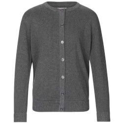 Rosemunde - Cardigan Dark Grey