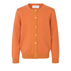 Rosemunde - Cardigan Pale Orange