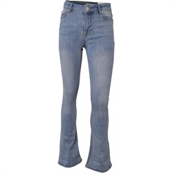 Hound Pige - Bootcut Jeans Medium Blue Used