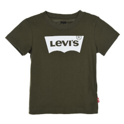 Levis - Batwing T-Shirt Army Kids