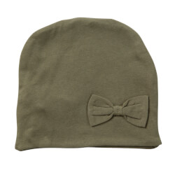 By Lindgren - Beanie Pige Dusty Olive