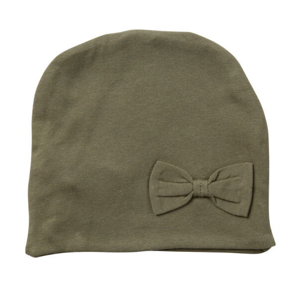 Image of By Lindgren - Beanie Pige Dusty Olive
