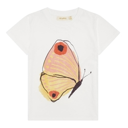 Soft Gallery - Bass T-shirt Snow White