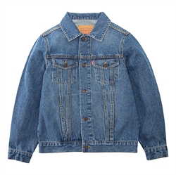 Levis - Trucker Denim Jakke