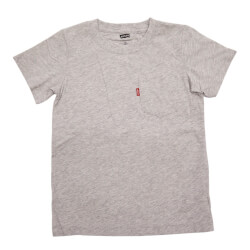 Levis - Grå Sunset Pocket T-shirt