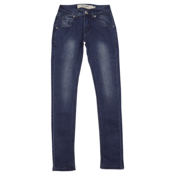 Narrow jeans dark blue used Add to Bag 4160811-831