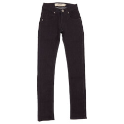 Narrow jeans i sort fra Add to Bag 4160811-833 set forfra