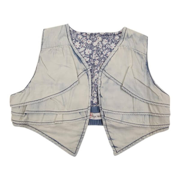 Image of Aya Naya - Denim Vest