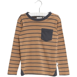 Wheat - T-Shirt Frede Caramel
