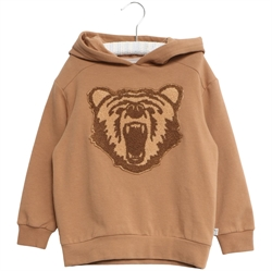 Wheat - Sweatshirt Terry Bear Caramel