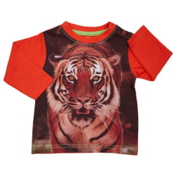 FAST Mini - T-shirt Tiger