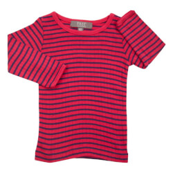 FAST Mini - T-shirt Stribet