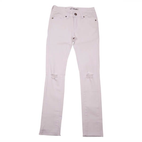 Smarte bukser fra By Hound slim fit - Paint jeans