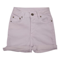Super fede hvide denim shorts fra By Hound