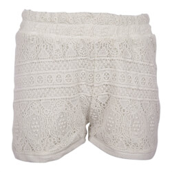 fine shorts fra Costbart o offwhite blonder