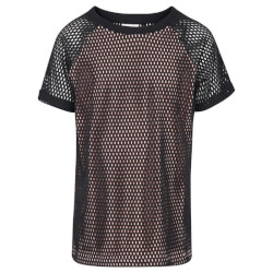 fed sort mesh top fra Sport by Sofie Schnoor