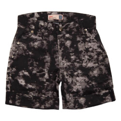 Super fede sorte shorts i model Ray fra D-xel
