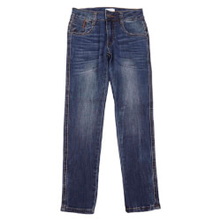 Fede regular fit jeans fra Grunt - Tube