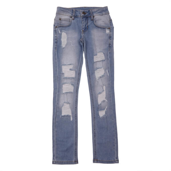 Image of   Hound - Extra Slim Jeans Ripped