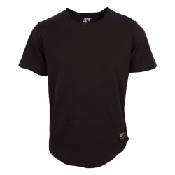 Skøn sort T-shirt fra Jeff - Regular fit