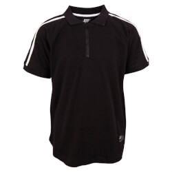 Smart sort polo T-shirt fra Jeff