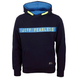 Vildt fed hoodie fra Jeff - Regular fit