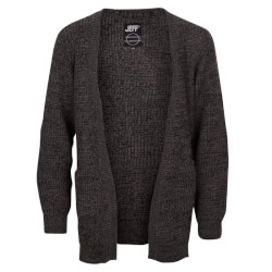 Smart strik cardigan fra Jeff