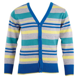 Jeff - Cardigan Strik