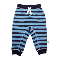 Maties bukser fra Kids Up - sweatpant kvalitet blå/navy