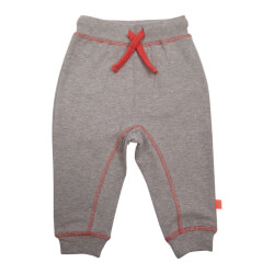 Zille sweatpant buks fra Kids Up i grå - varenr 6103911-741
