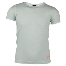 Super fed pastel grøn T-shirt fra Kids-Up