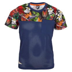 Super fed mesh T-shirt fra Kids-Up
