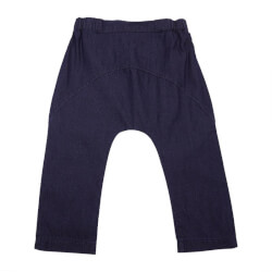 Nor babypants navy harlequin fra Knast by Krutter