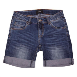 Fede denimshorts fra Native