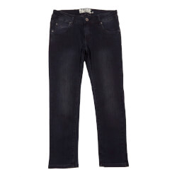 fede overdyed blå jeans fra Native
