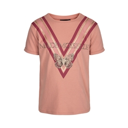 Petit Sofie Schnoor - T-shirt Dusty Rose
