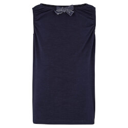 Navy Bolette Top fra RedGreen