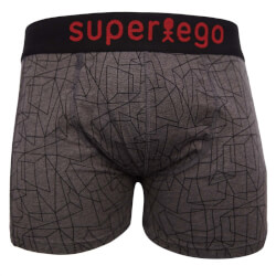 Super fine tights/underbukser fra Super Ego - All-over-printed