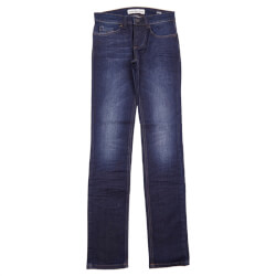 Smarte slim fit jeans fra Super Ego