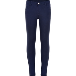 Lækre stretchy jeans i navy fra The New - Emmie