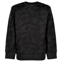 Vildt fed sweatshirt fra The New - Fos
