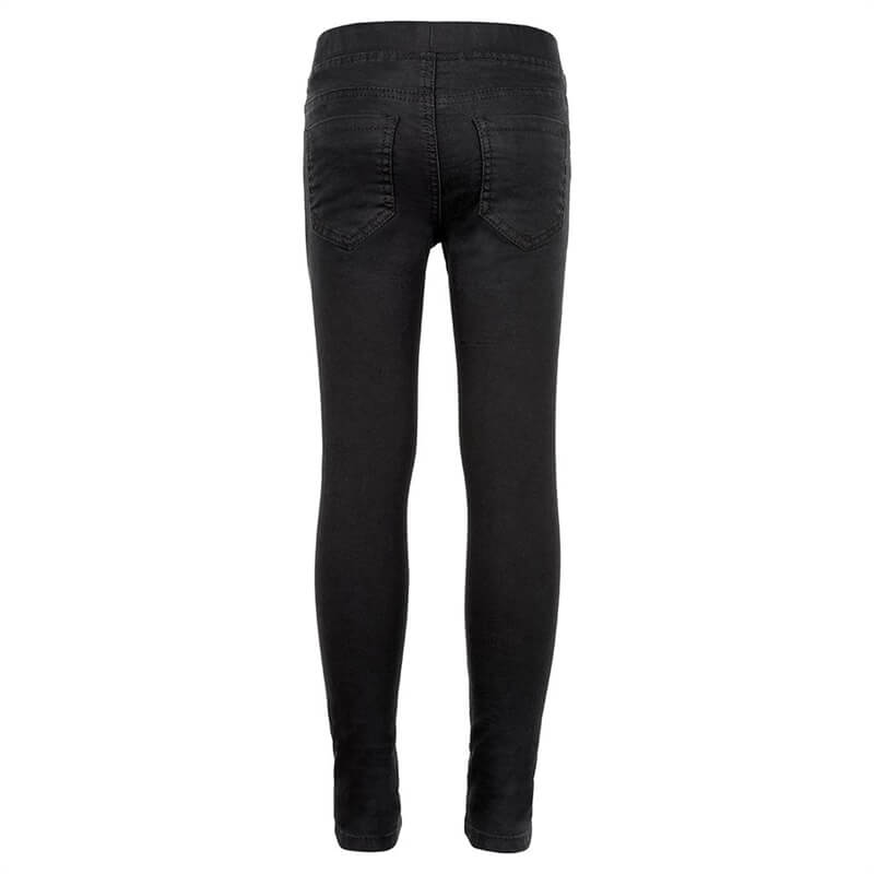 The New - Glee Knee Cut Jeggings TN1756-BLACK
