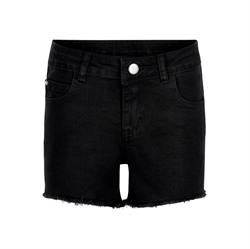 The New - Sorte Agnes Denim Shorts