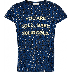 The New - Gold Mary T-shirt
