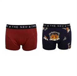 The New - 2-pak Boxershorts Space Tiger