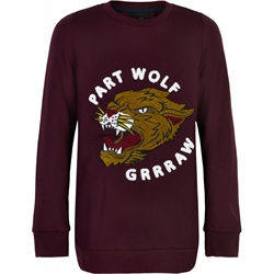 The New - Sammy Sweatshirt Port Royale