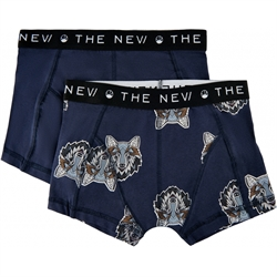 The New - 2-pak Boxershorts Port Royal